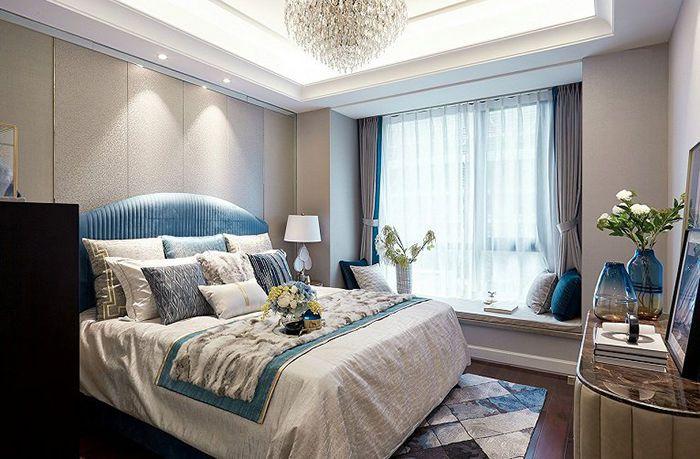 99平卧室装修简约风格